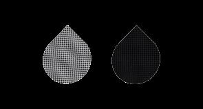 Dunlopillo 3D Tekstil Sideholder